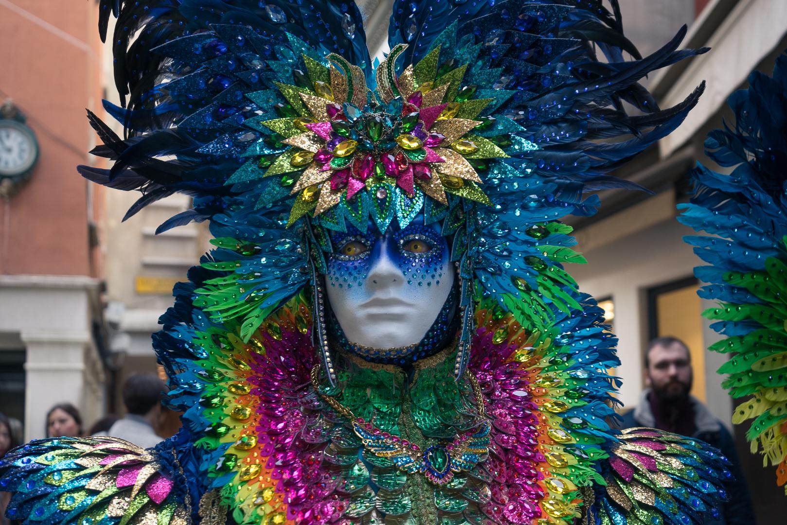 Venice Carnival as an Introvert Photographer
