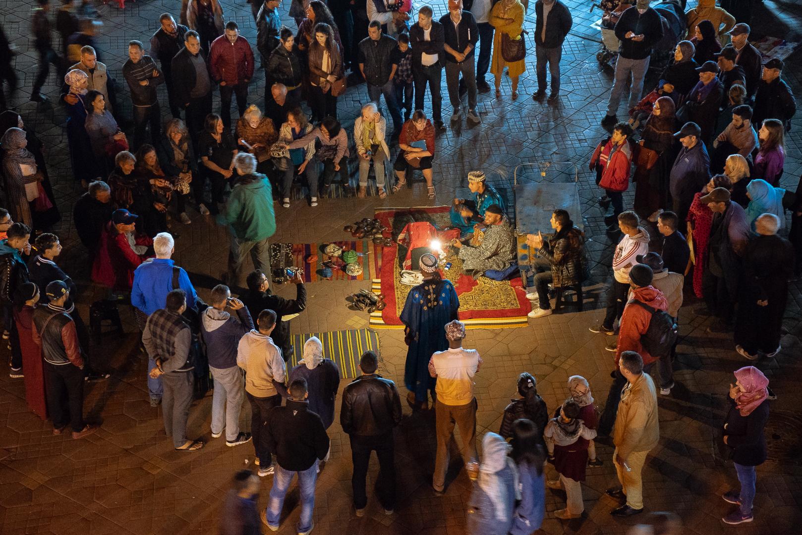 Micro Stories - Heard in Morocco