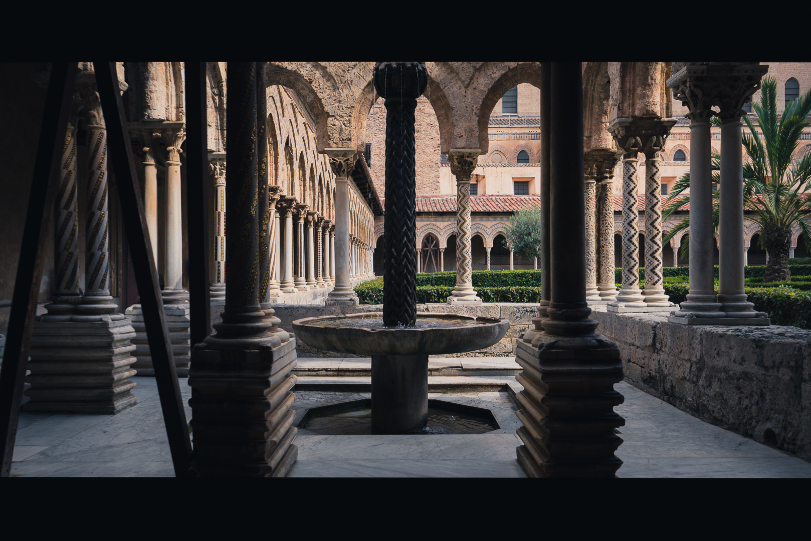 Monreale Cathedral, Sicily, Italy