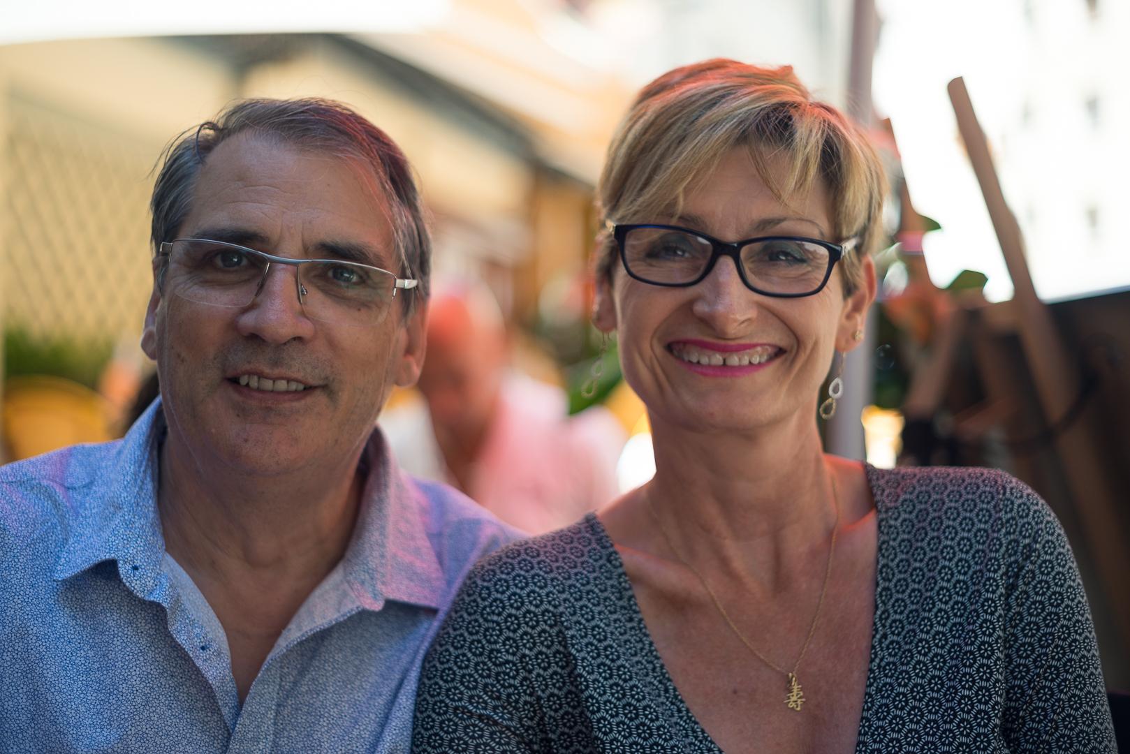 Gérard & Marielle