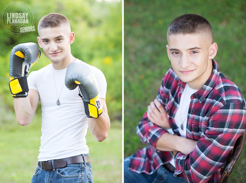Bow High School New Hampshire Senior Portrait Photographer