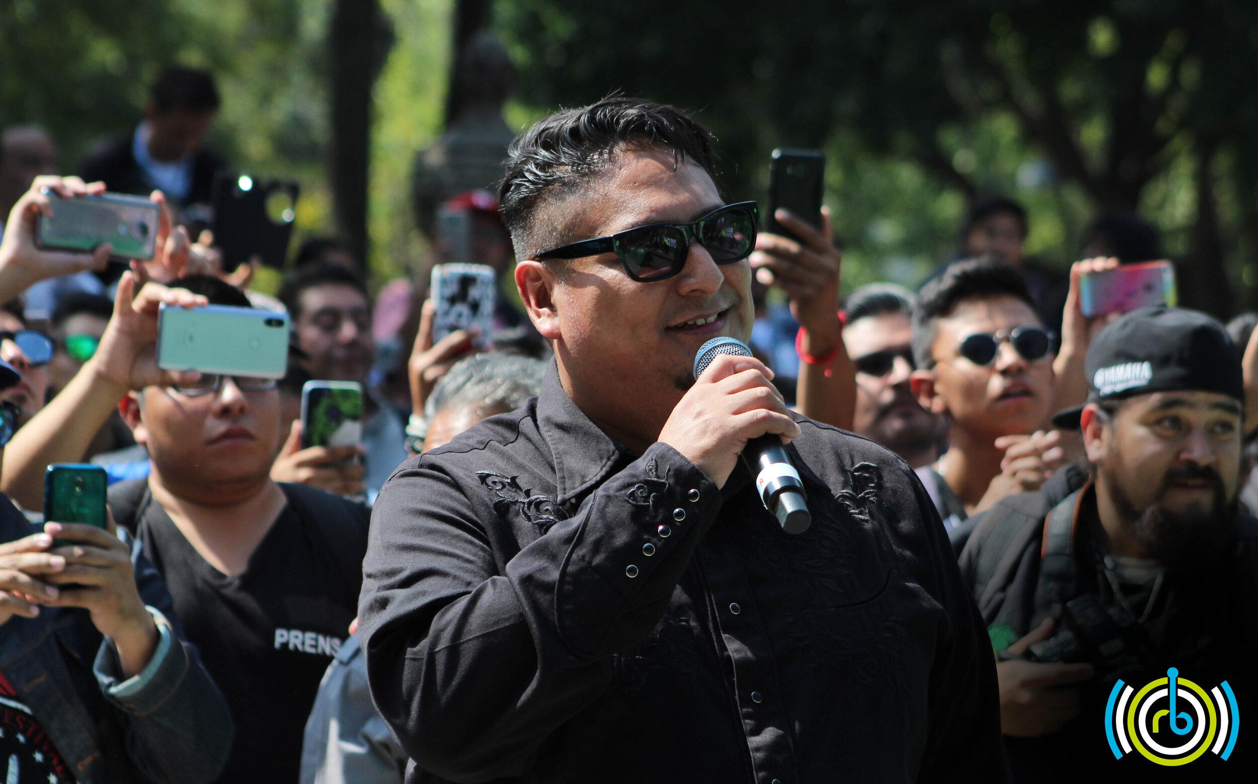 Semana de las juventudes / Big Javy / 2019 / Foto: Raúl Bautista