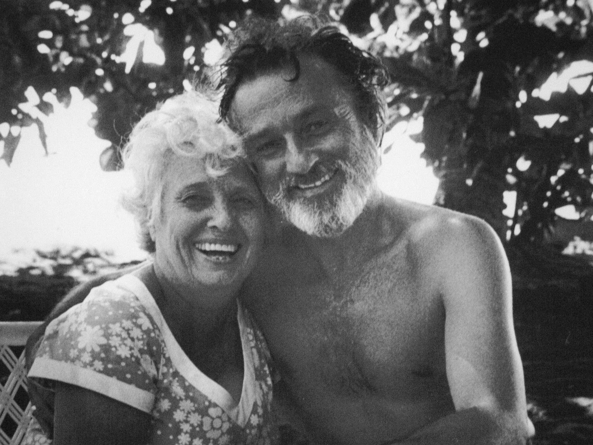 Conrad & his Mother
