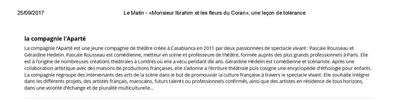 Le Matin - «Monsieur Ibrahim et les fleurs du Coran», une leçon de tolérance-page-002.jpg