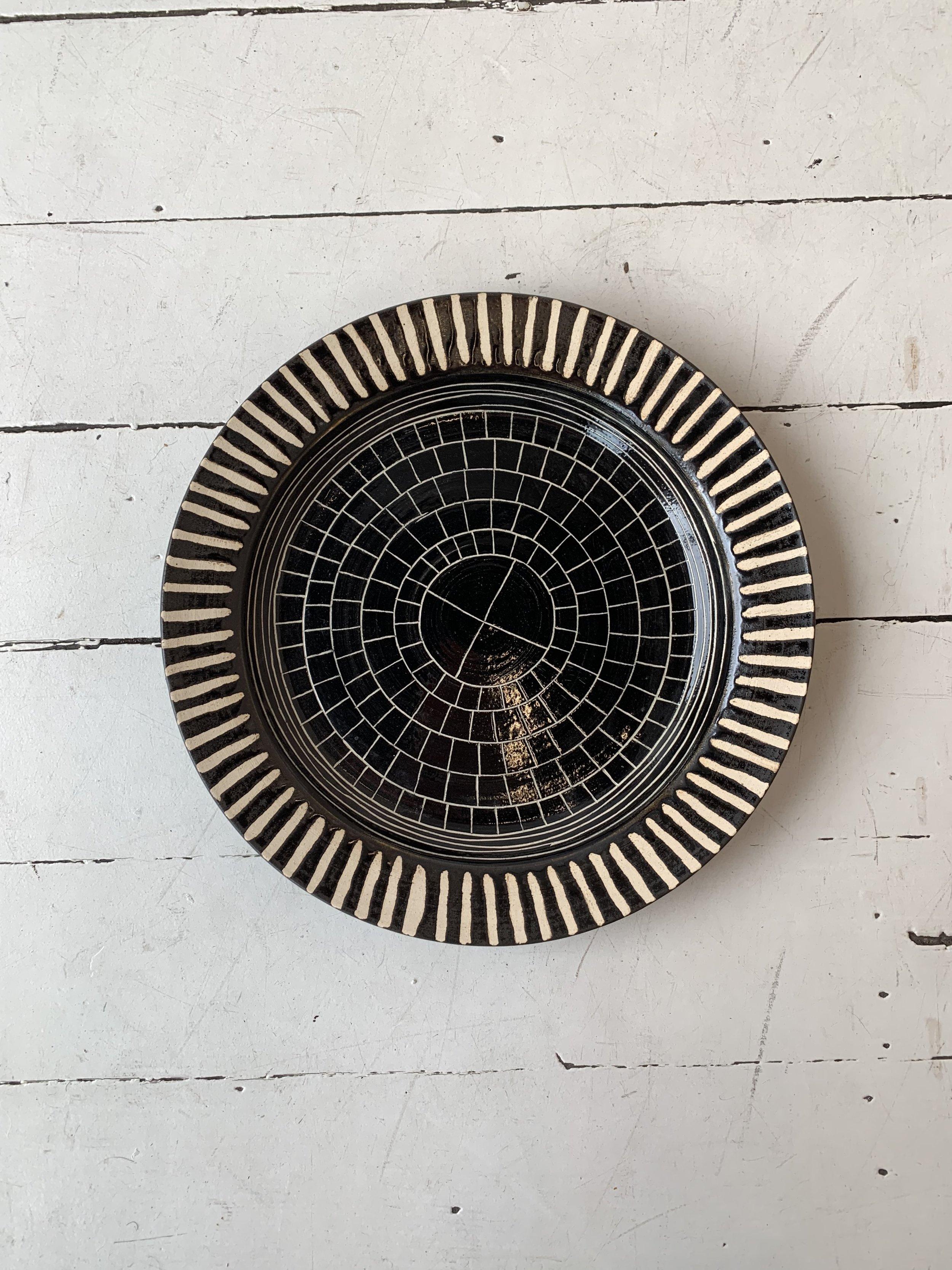 Plate by Little Bear Pots