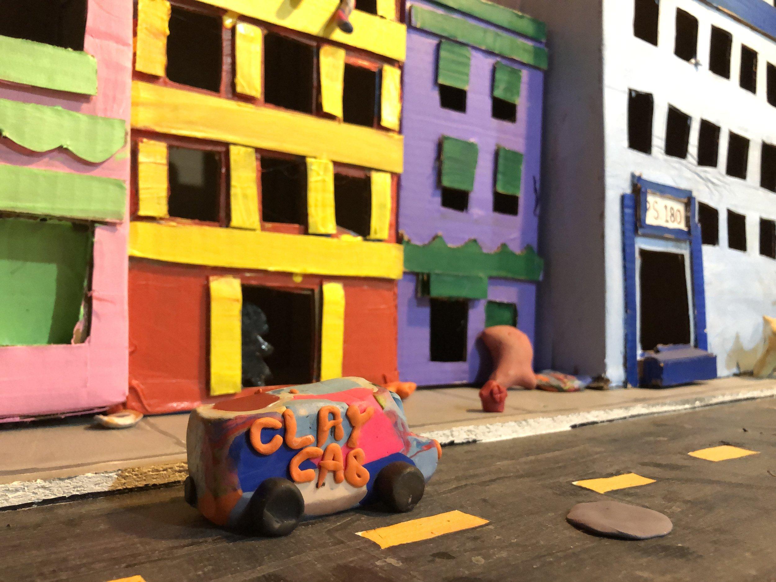 The Clay Cab Smash
