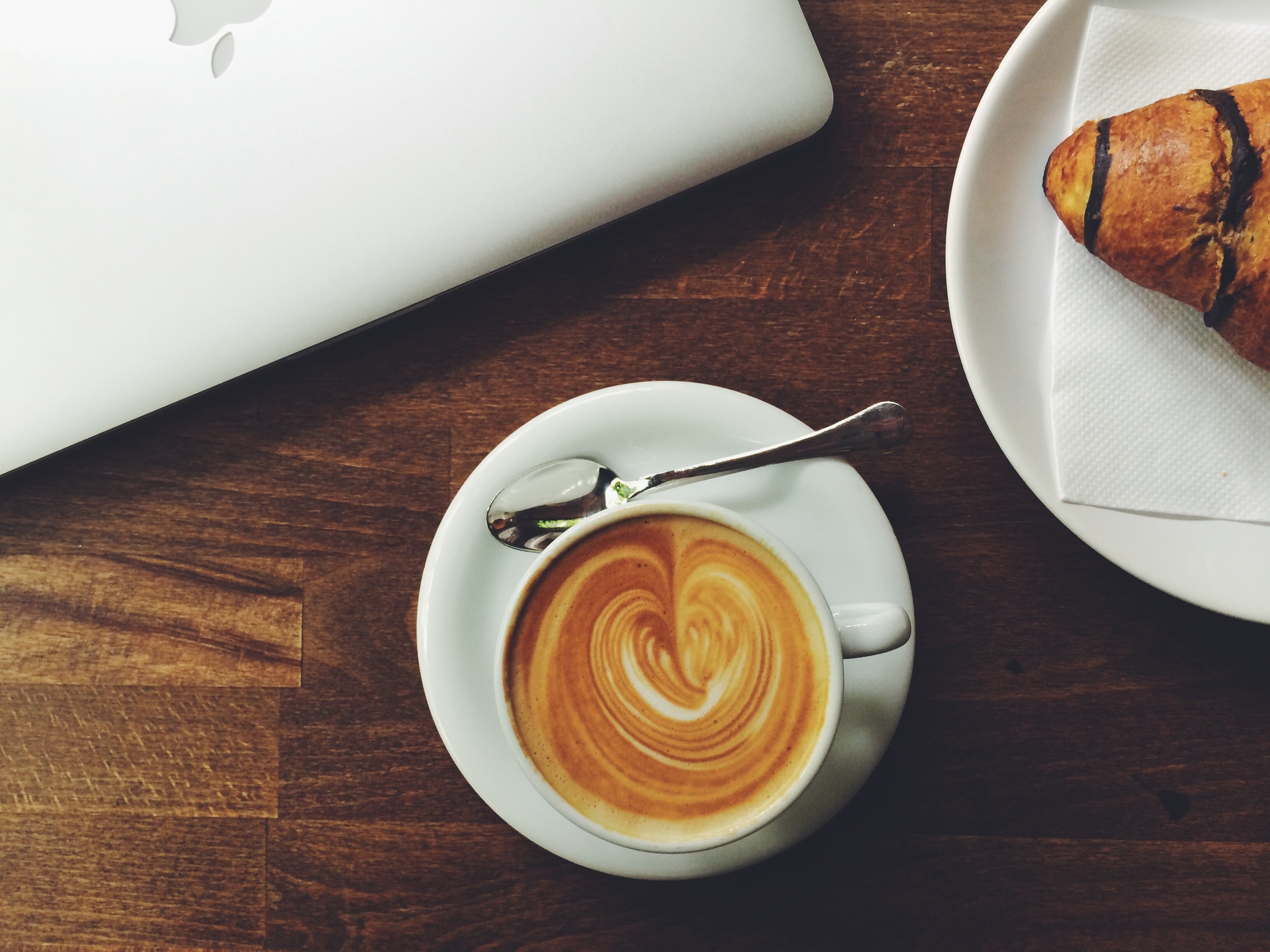 You'll be too busy asking questions to tuck into the croissants. (Image credit: Unsplash)