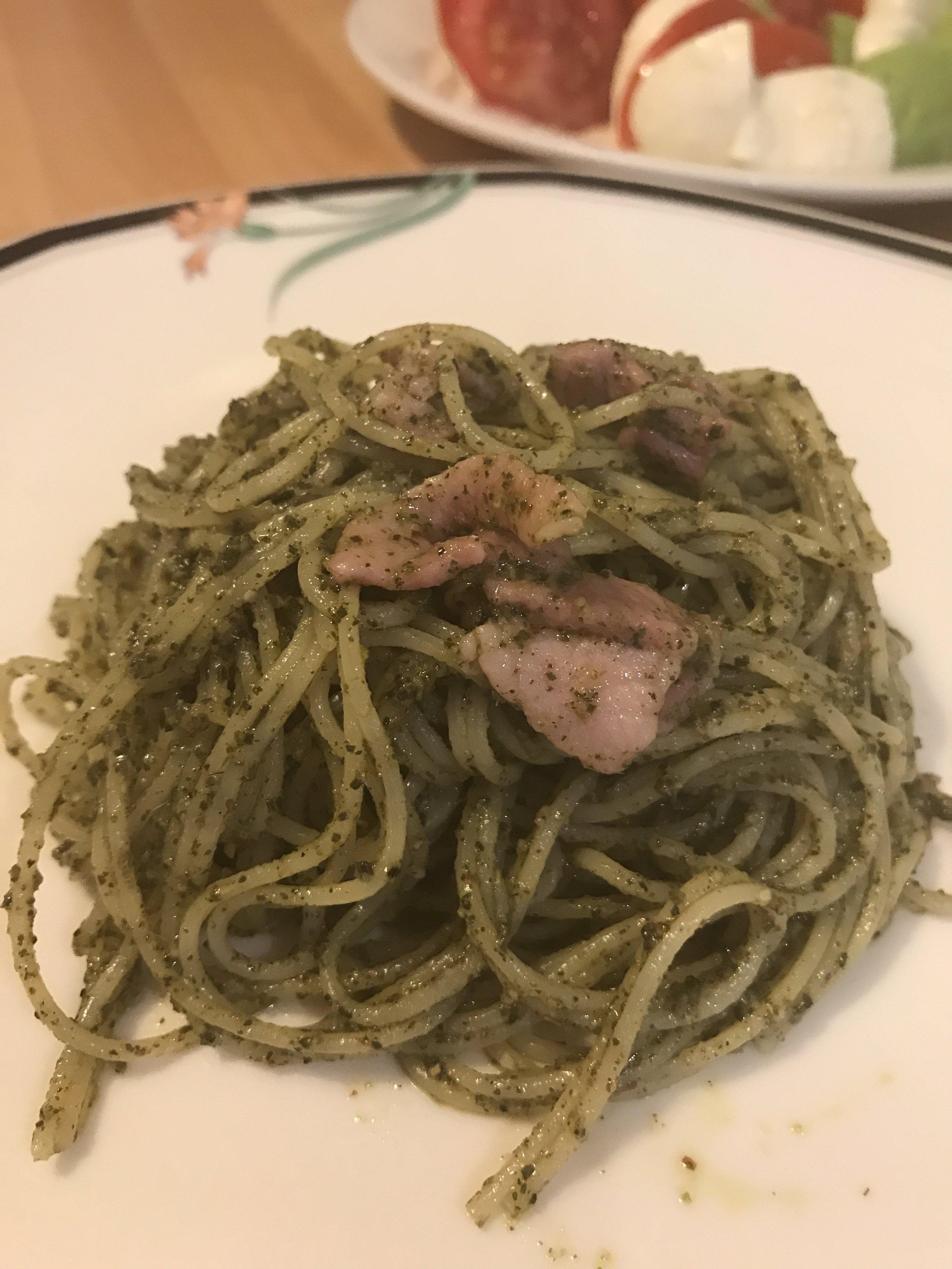Spaghetti Chanovese