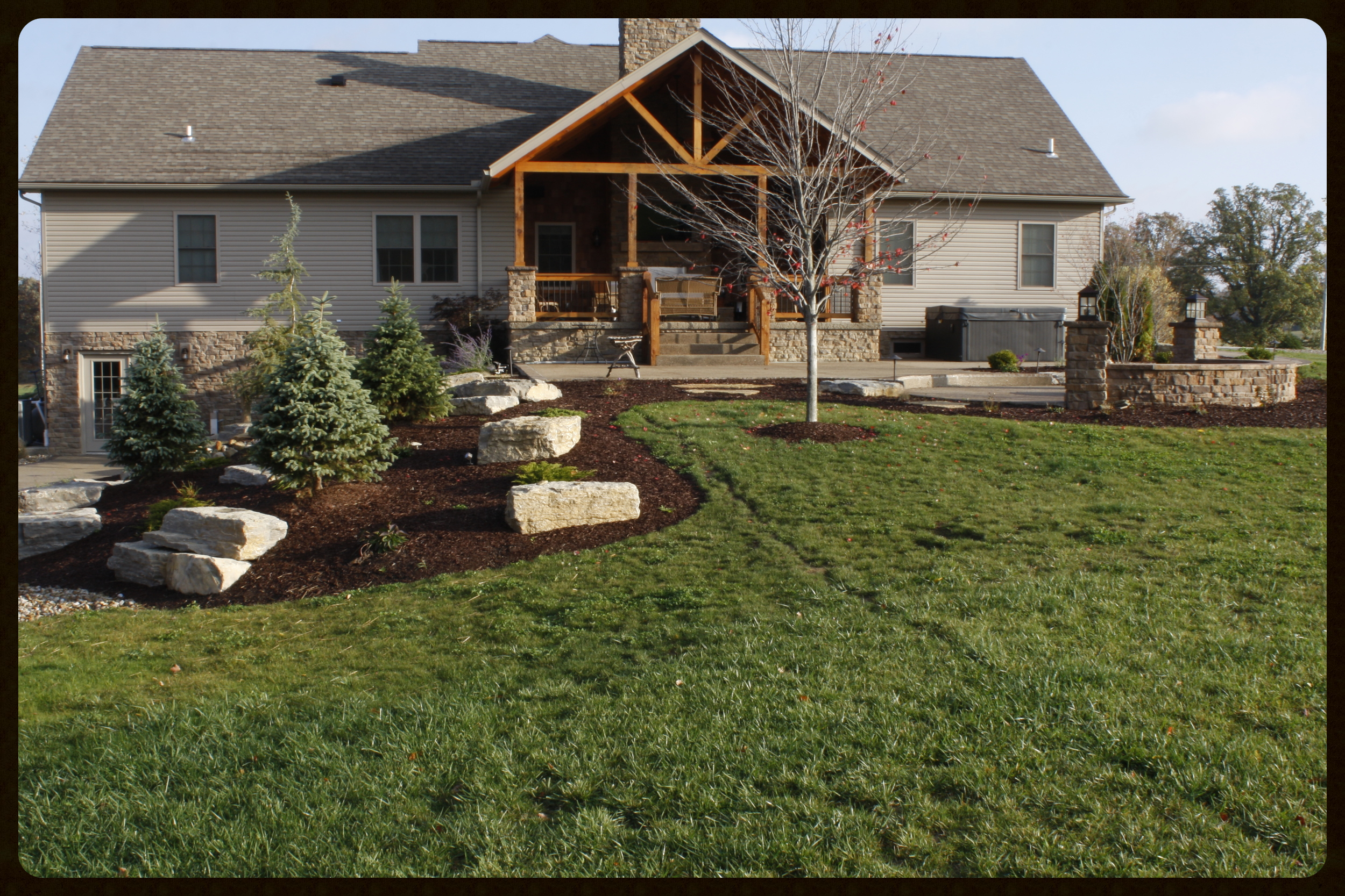 orrville ohio landscapers