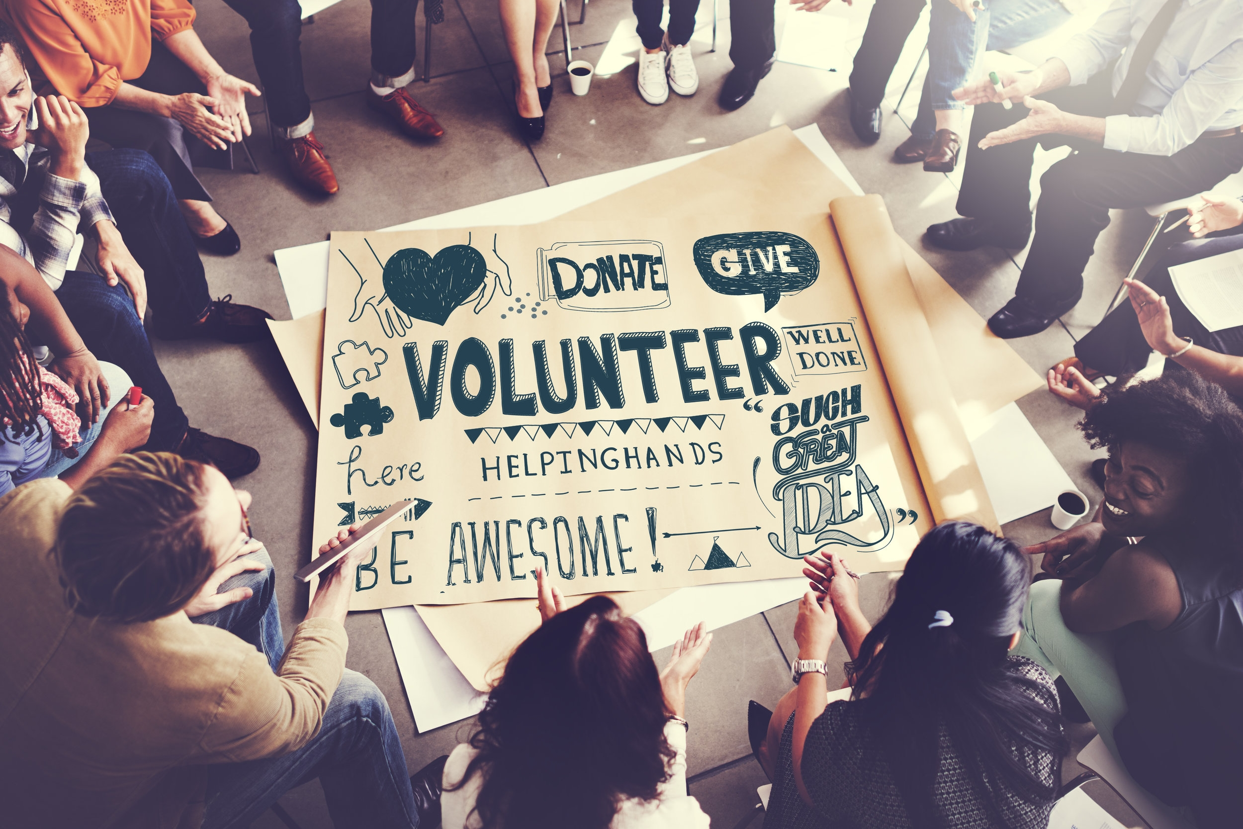 UNIT 1: WHAT'S SO GREAT ABOUT VOLUNTEERING? - - Course Introduction- The Mythology of Giving- How To Use This Course