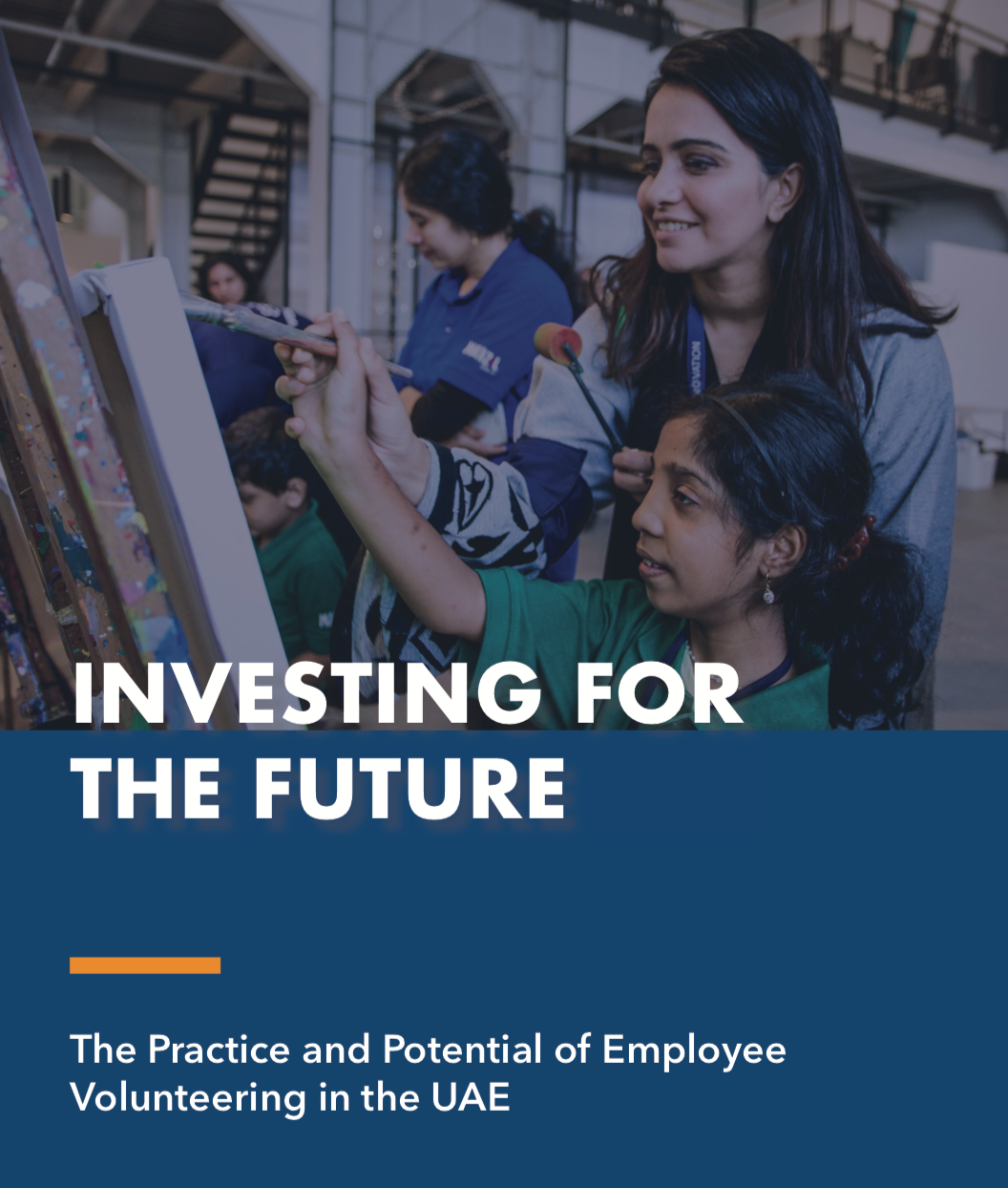 The UAE is the first region in this series. - This report maps the capacity of private sector employee volunteering in the United Arab Emirates and shows the practice and potential of activating human capital in this area towards the Sustainable Development Goals.