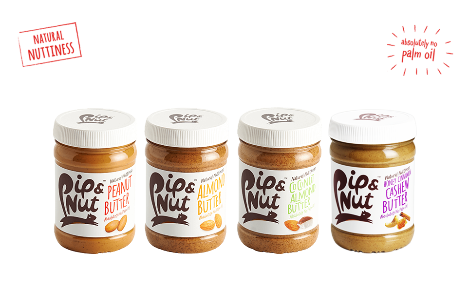 Pip and Nut Product Range
