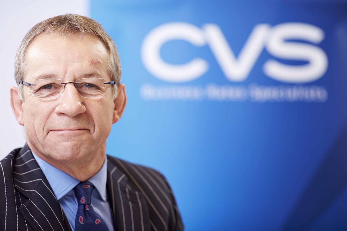 Mark Rigby, CEO at CVS