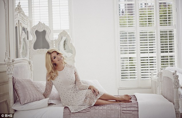Holly Willoughby for BHS