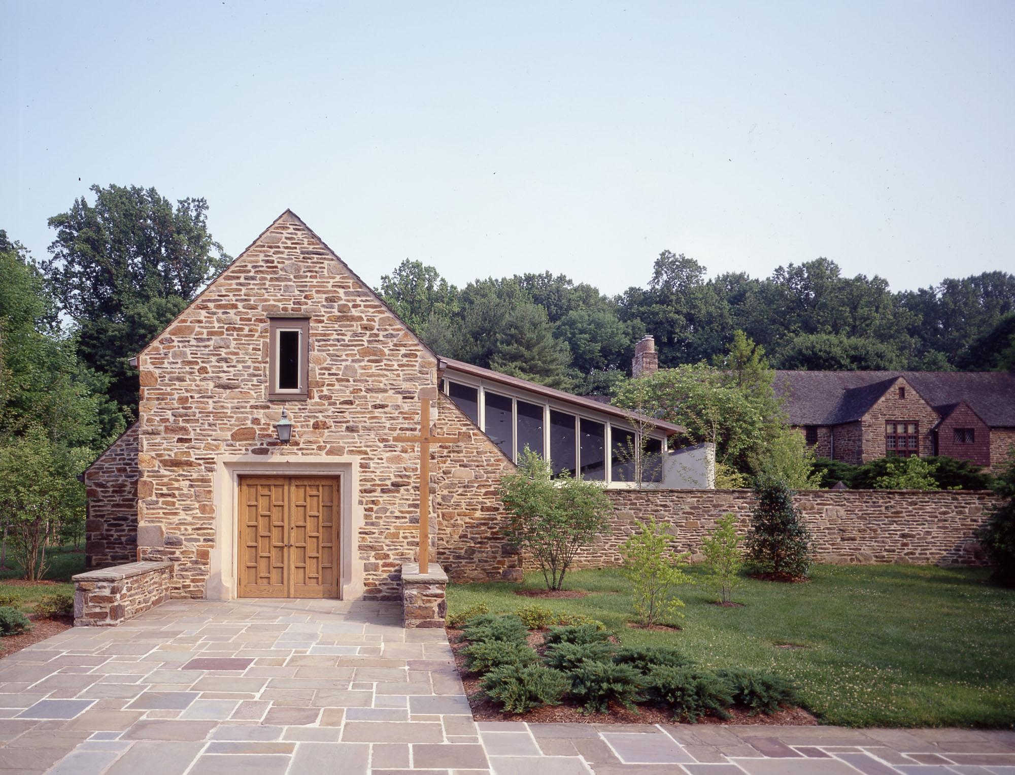 Carmelite Monastery - outside front.jpg