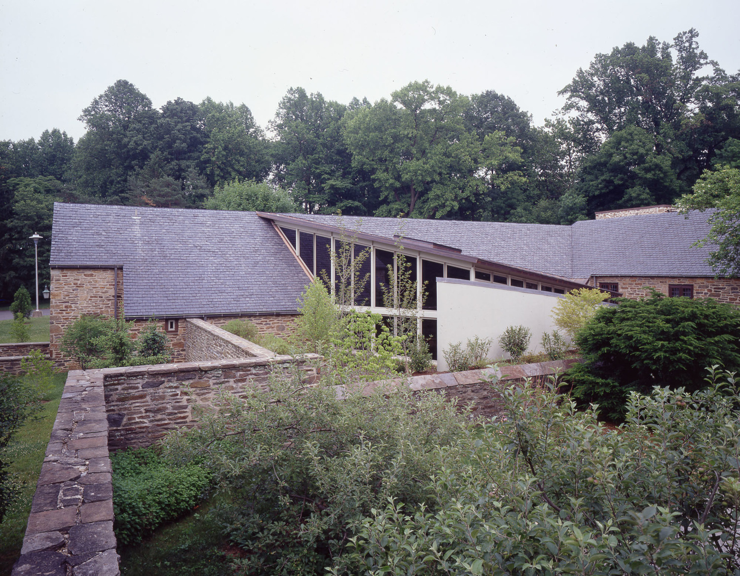 CARMELITE MONASTERY — Hoopes + Associates Architects