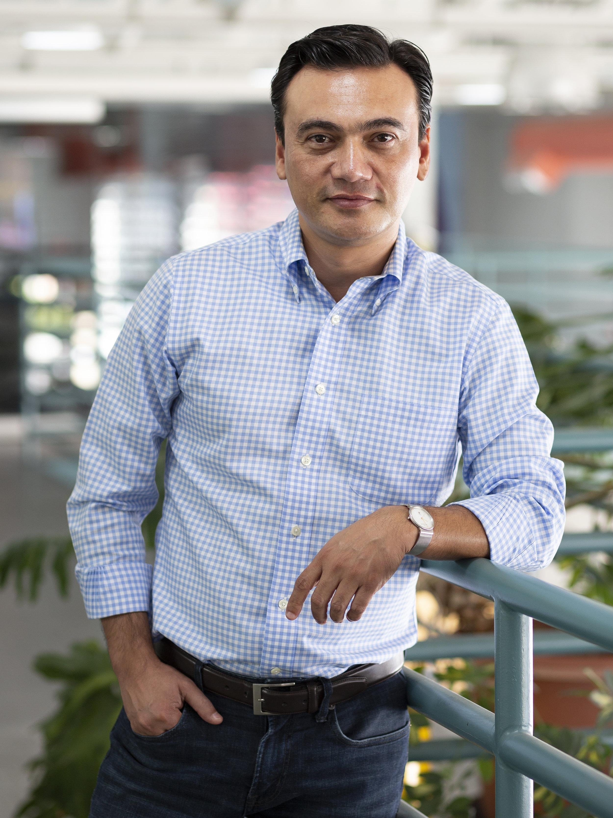 Alex Solórzano
