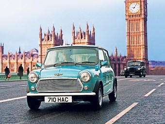 Historic cars win exemption in Ultra Low Emission Zone