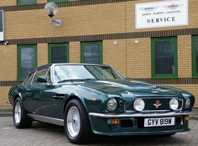 Why An Aston Martin V8 Vantage Sounds Like The Answer To Every Problem Ccfs Uk
