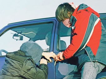 Thieves will make short work of breaking into most vehicles – but due to rising values 1980s cars are prime targets.