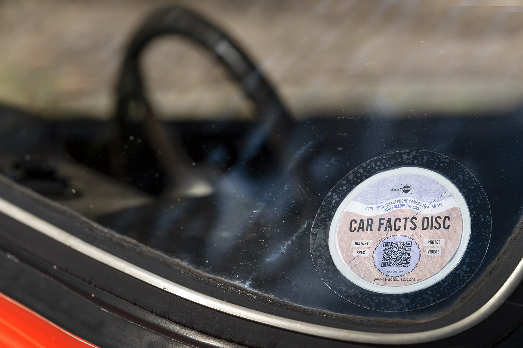 Car facts discs now available