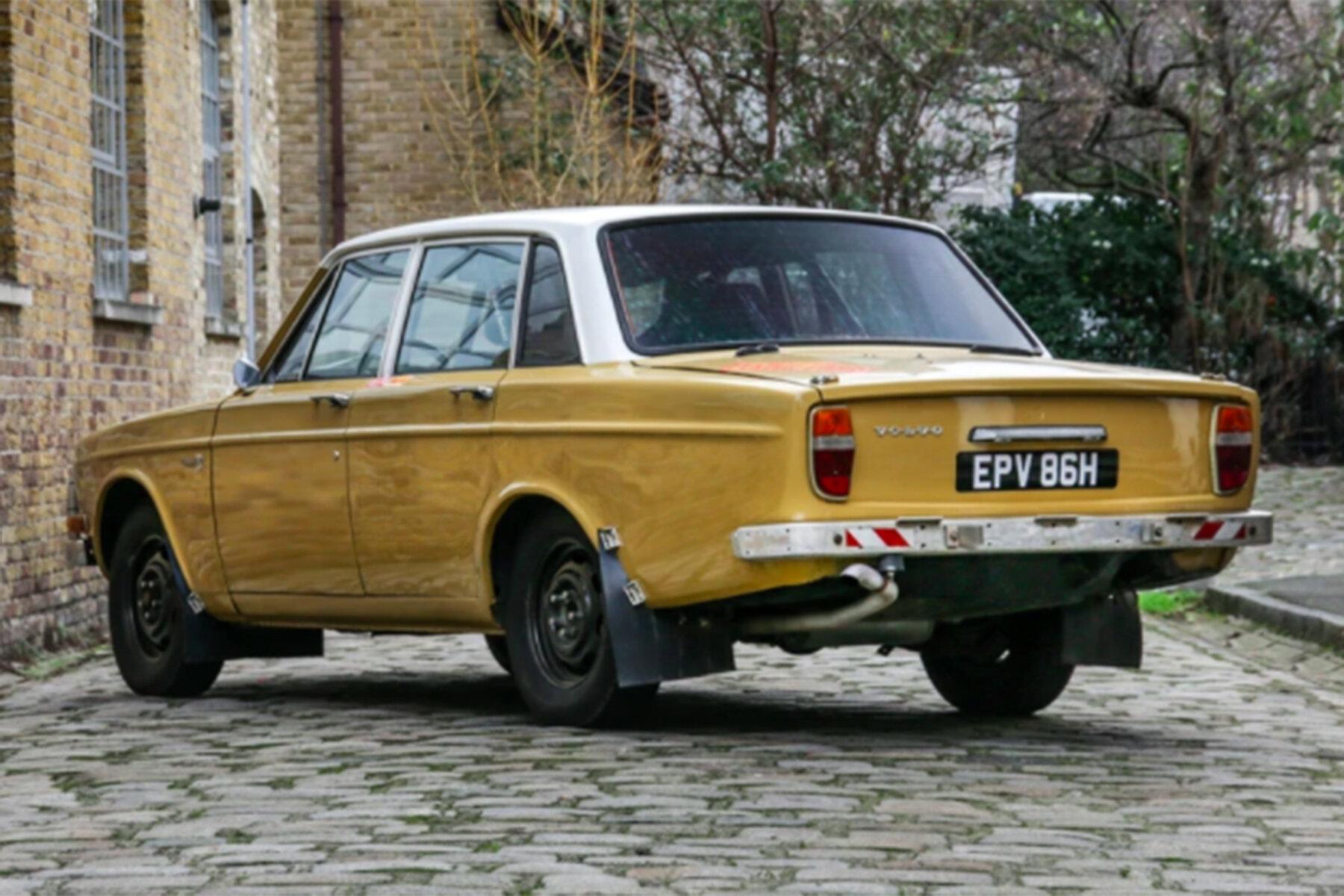 1970 Volvo 144 on offer at Historics