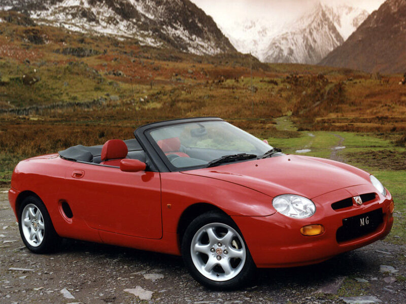 MGF: now solidly in demand