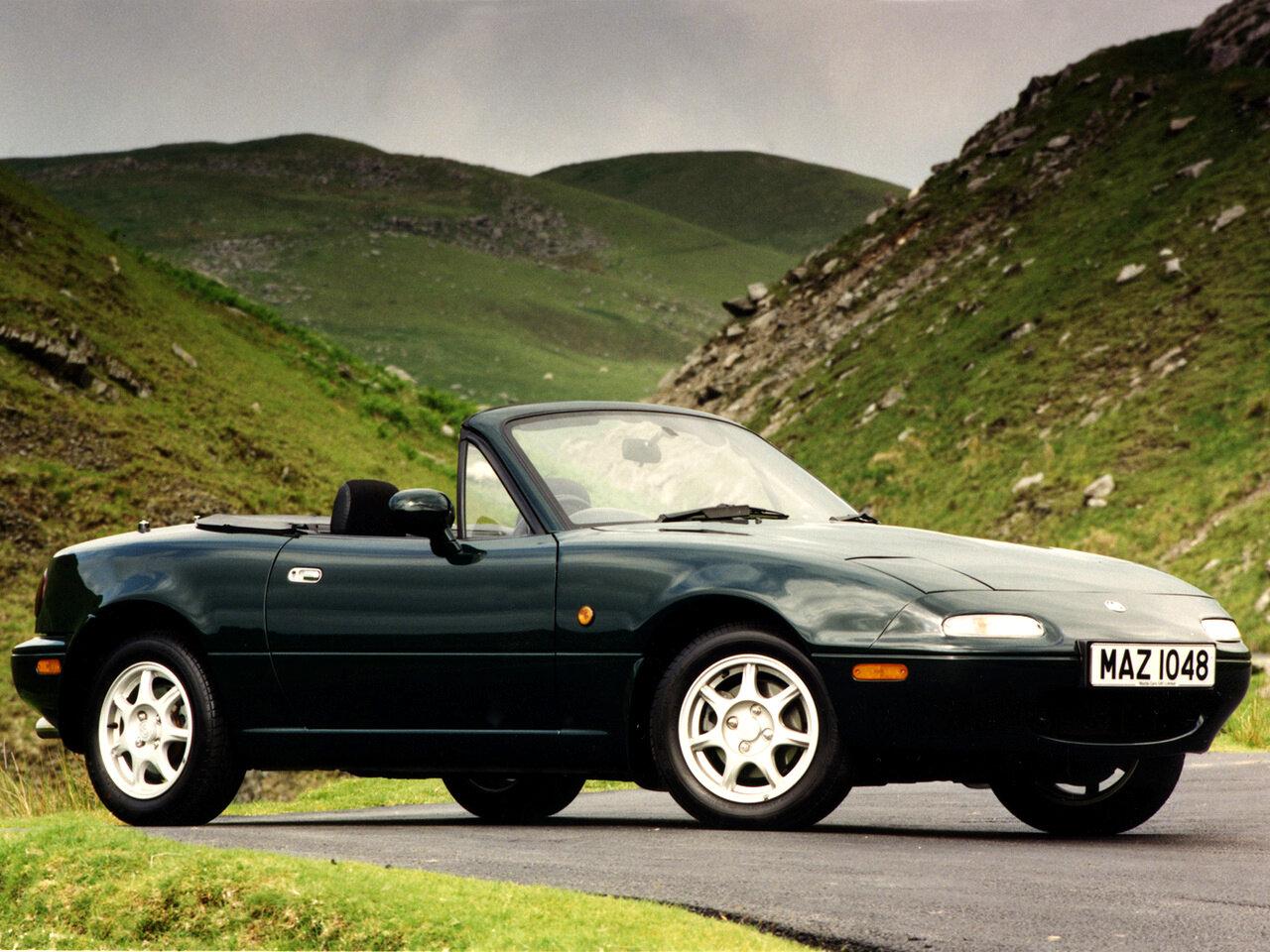 Mazda MX-5: a brilliant sports car, now appreciating