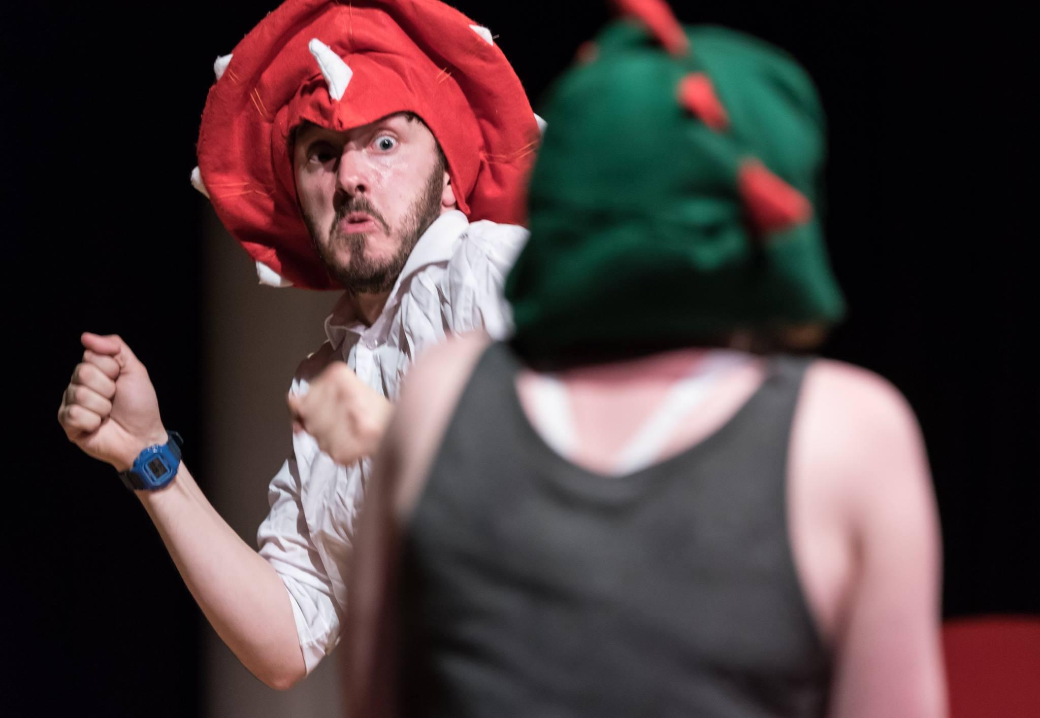 Scufflebox Theatre Company. Image by Matt Cawrey.