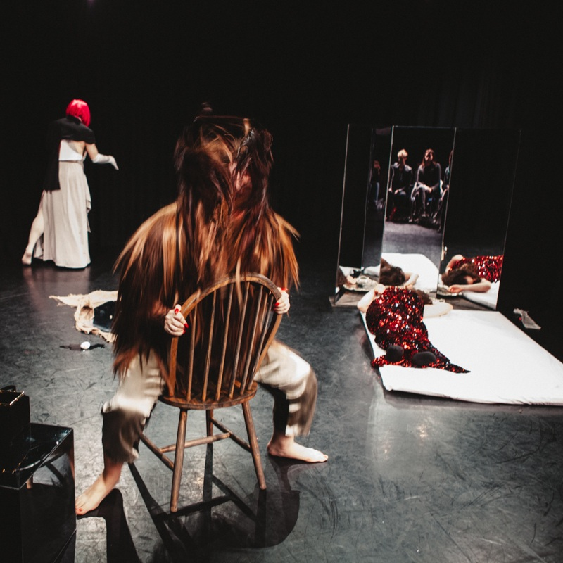 A production of Fauve Alice's work