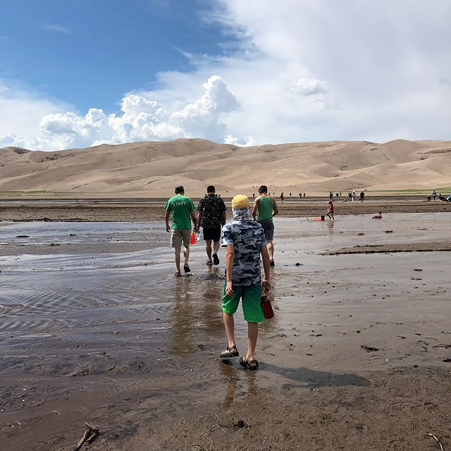 Next RV break is at The Great Sand Dunes National Park. Our last big vacation with the adult kids. #emptynest #emptynestingmom #emptynester #rvlife #mykidsrock #photographer #colorado #greatsanddunesnationalpark #greatsanddunes #family