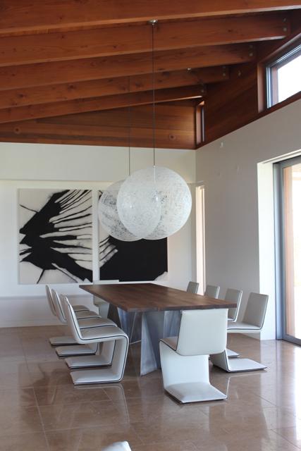PRIVATE RESIDENCE SAN DIEGO, CA ARTIST: STEVEN BANKHEAD