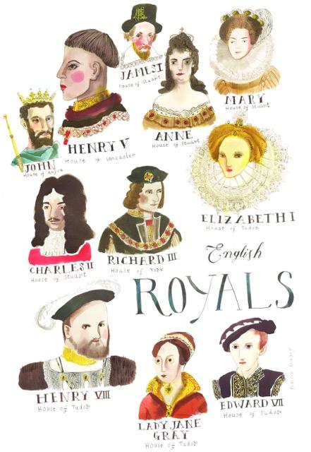 English Royals
