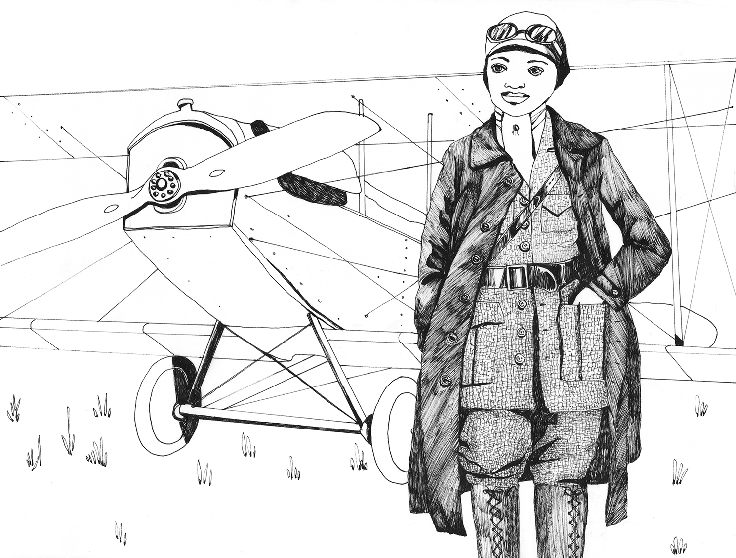 Rebecca Bradley Illustration