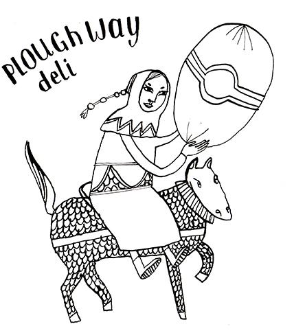 Logo Design | Plough Way Deli