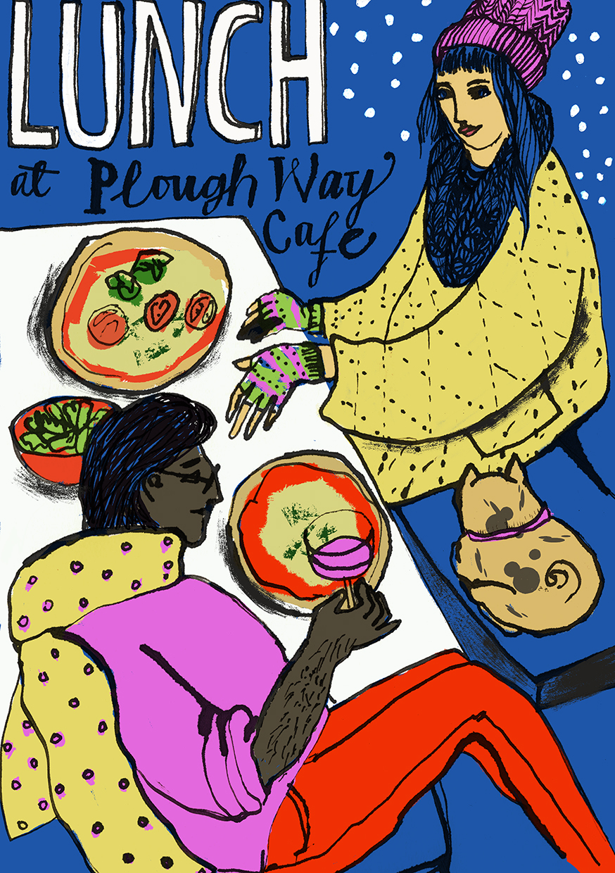 Plough Way Cafe | Lunch