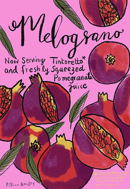 Melograno | Plough Way Cafe