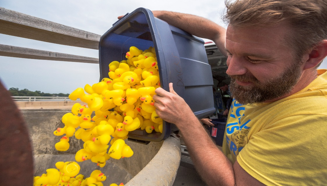 Get a Fast Duck! Guest Blog Post — Rock River Anything that Floats Race