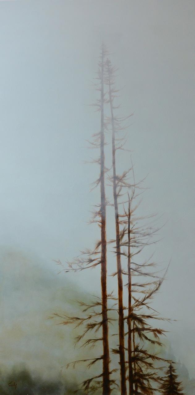 STATELY - Acrylic (48 x 24)