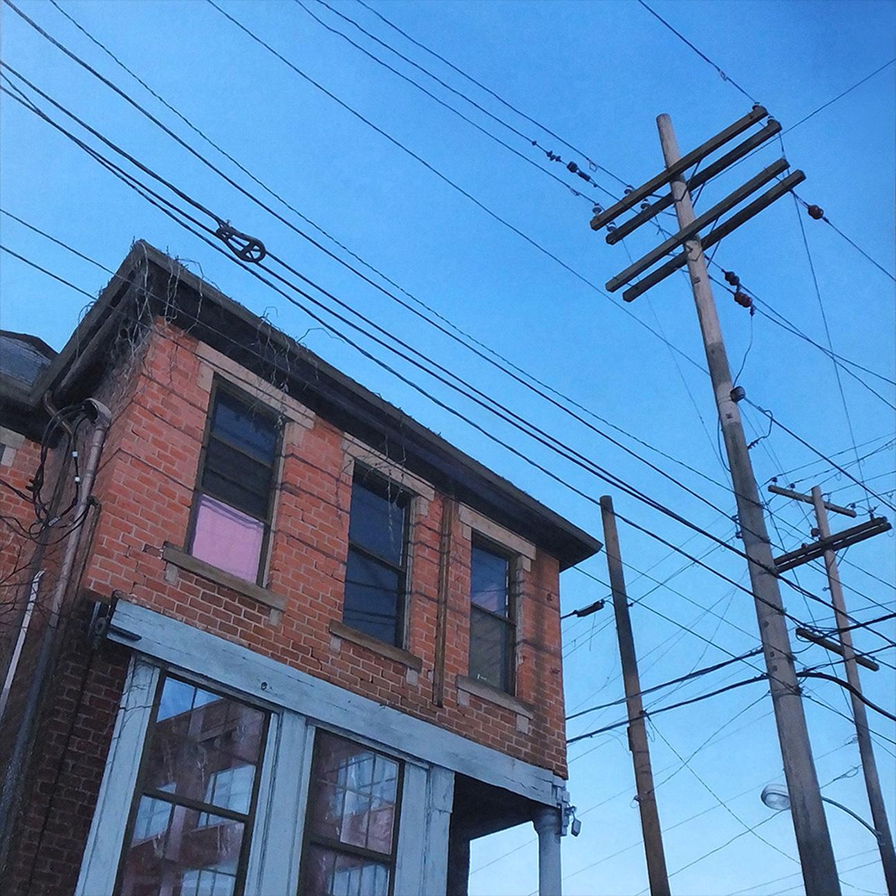 Connected - Columbus, Italian Village III