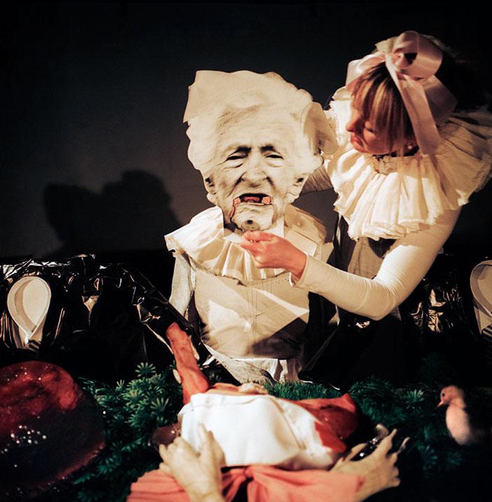 Flat Granny and Me: Still Life (2012)