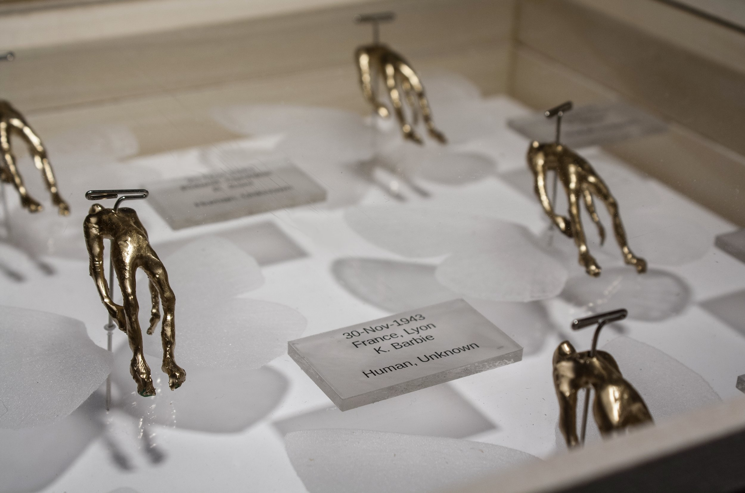 """Genocide Samples (gold """"samples"""")"""