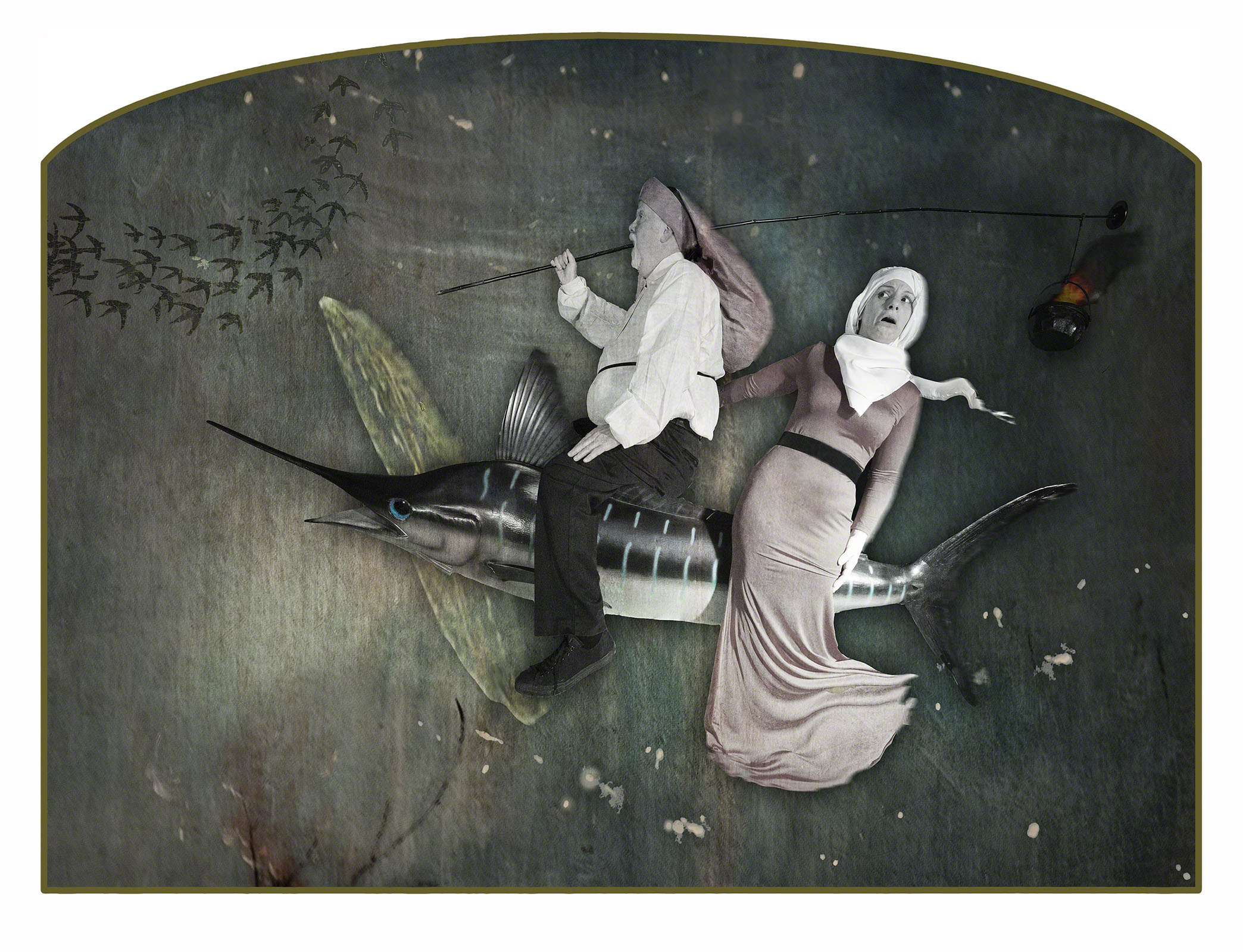 Bosch Redux 13.0 , Archival pigment print,26 x 22 inches, Limited Edition of 25