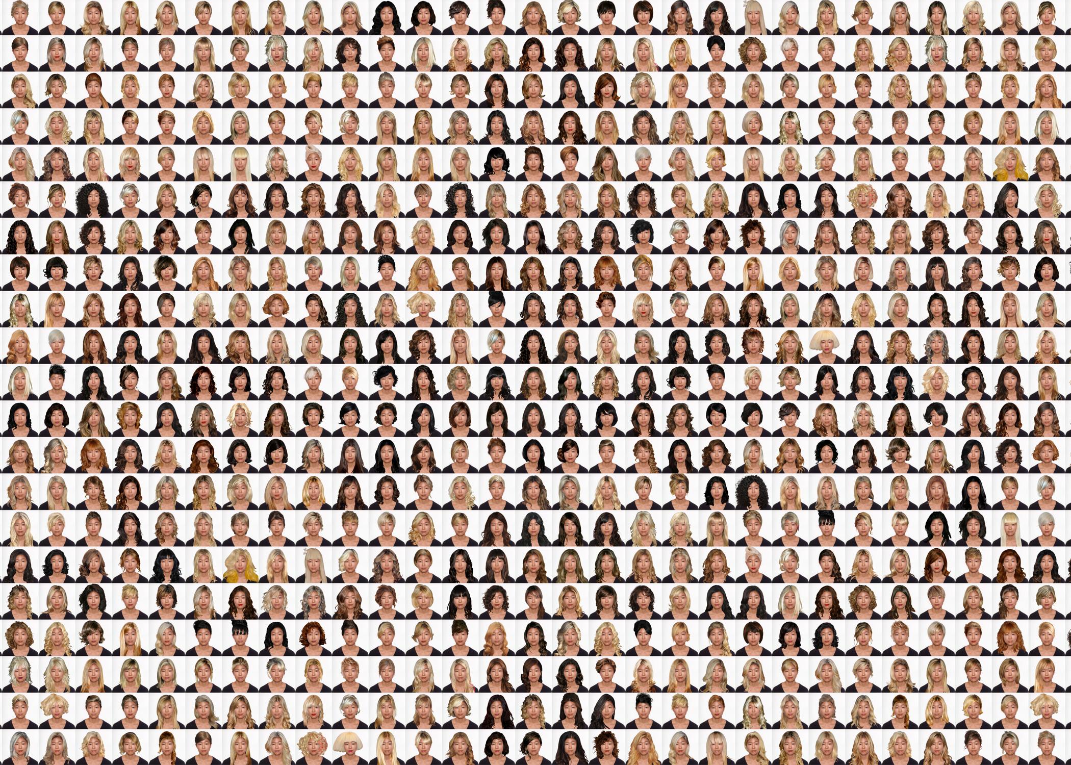 Taaz (detail) , 2011-2012, Wallpaper pattern, size variable