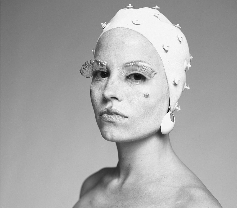 Molly Dierks, Postmodern Venus (detail), digital photograph. Photo Credit: Chiun Kai Shih