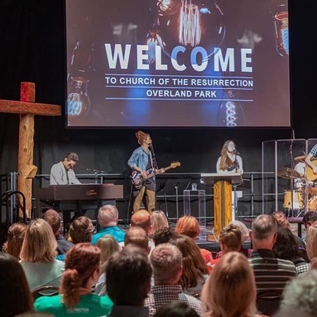 "God's faithfulness is beyond belief. Yesterday, 1,158 people gathered to celebrate the launch of Resurrection Overland Park. It was truly remarkable to see and to be part of. There are a few people I'd like to address. To the worship team, thank you for your willingness to jump right in and create something from the ground up in only a few days. To the rest of the staff, your humility and servant hearts are inspiring. To my wife, Mallory, thank you for picking up all the slack in a season of chaos and disarray. To the 1,158 in attendance, may this mark the start of God using each and every one of you to transform Overland Park. Lastly, to Rhythm Church, thank you for the last 6 years and for teaching me that it's more than just attendance. Each person has a story and every story matters to God. All-in-all, a huge win for the capital ""C"" CHURCH."
