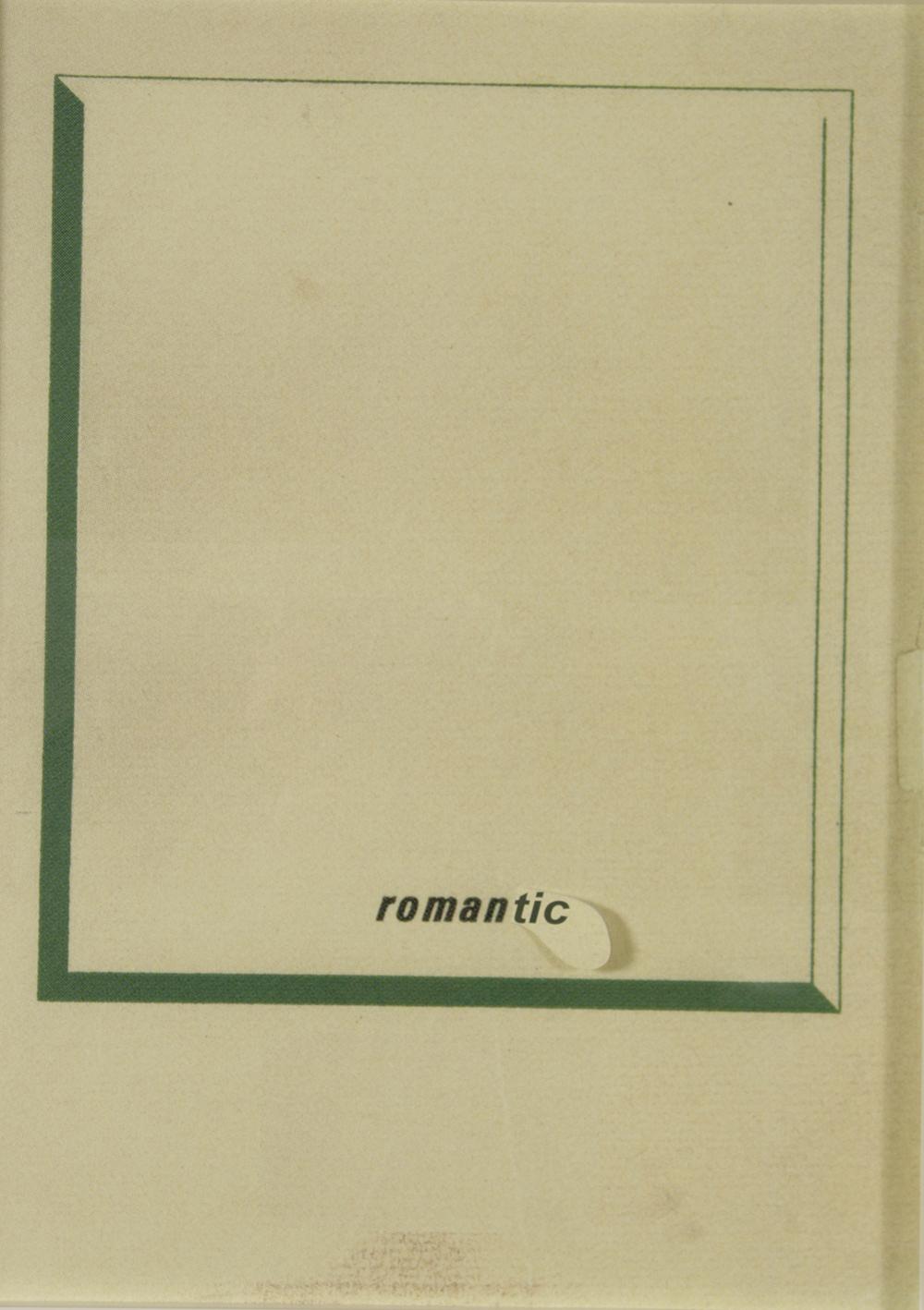 "no.47- Untitled (Romantic), collage, ink jet print, 21""x28""/ 53cmx71cm, 2008"