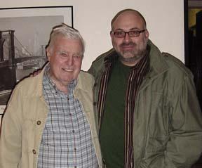 Joe Sarno and Michael Raso - New York City 2005