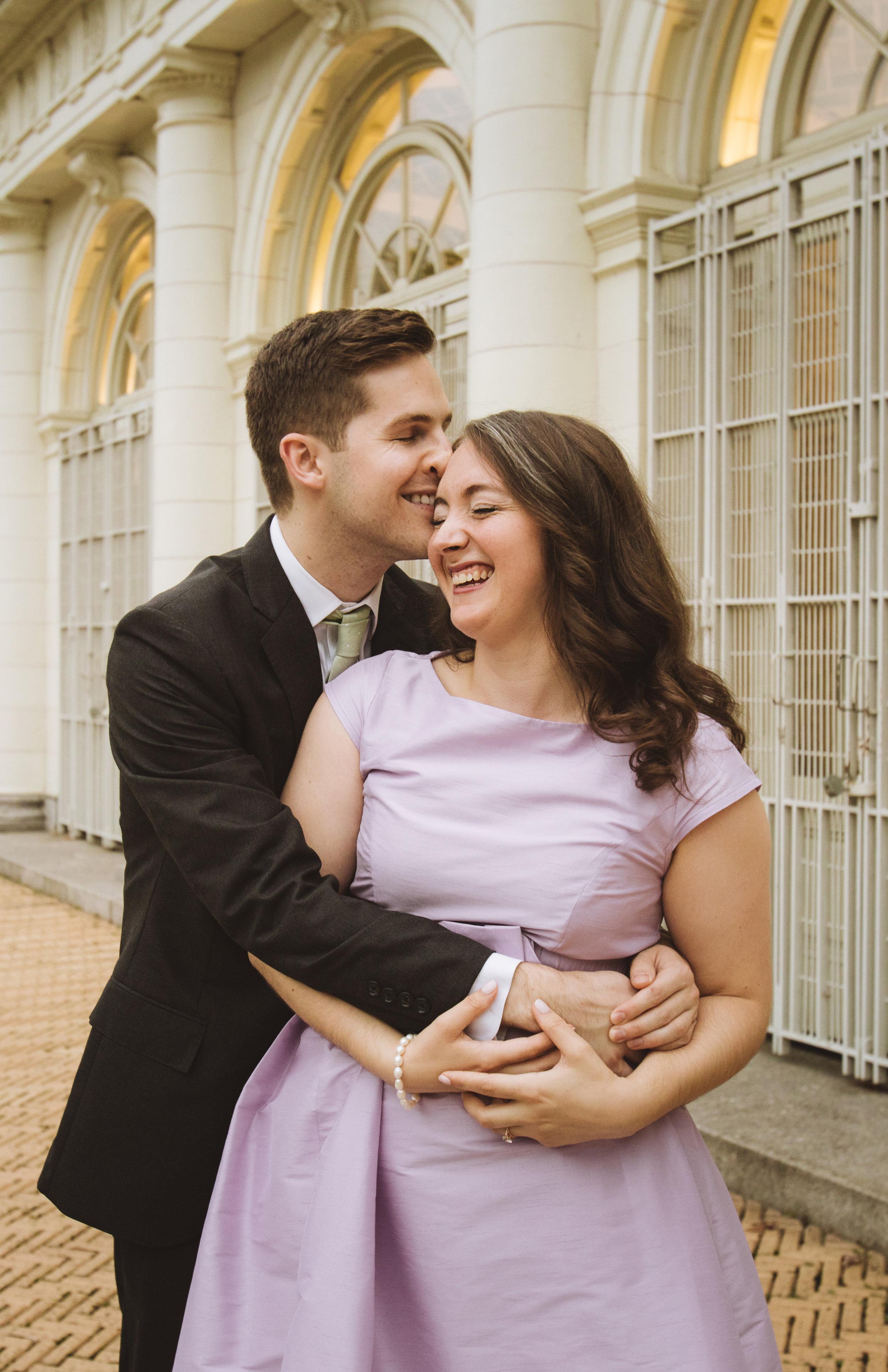 Micaela & John