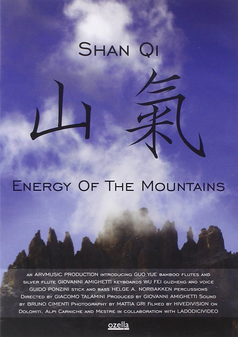 Energy of the Mountains | DVD
